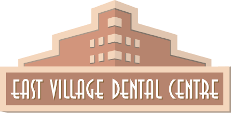 Logo for East Village Dental Centre